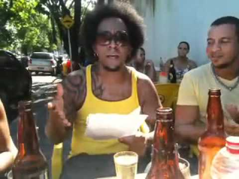 Pagode na casa do Bobo especial: #BarradonoBlog, por João do Morro