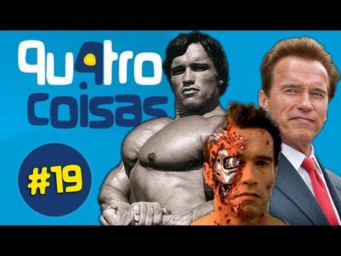 Quatro Coisas sobre Schwarzenegger