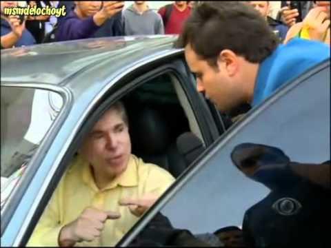 Silvio Santos: o boca suja