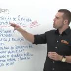 O que é PEC e Política para Noobs (em vídeo)